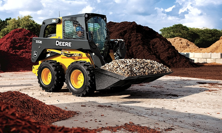 Follow the link to discover Bucket Attachments from John Deere