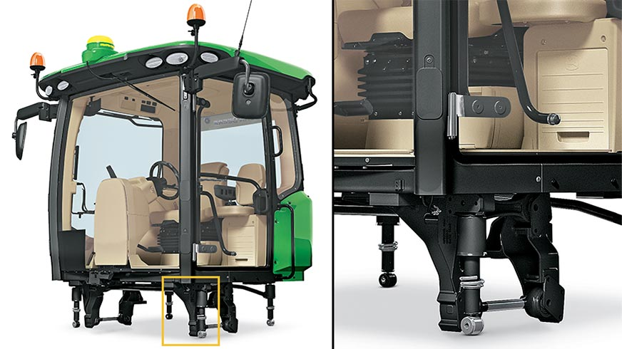 Cab Suspension