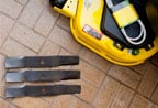 View savings offer for Mower Blades and Mower Deck Belts