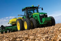 Follow the link to learn more about the John Deere Advantage