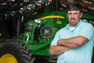 Follow the link to John Deere Precision Ag: Real Stories