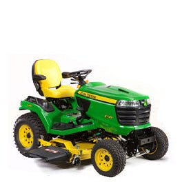 Follow link to view the X739 Signature Series Tractor