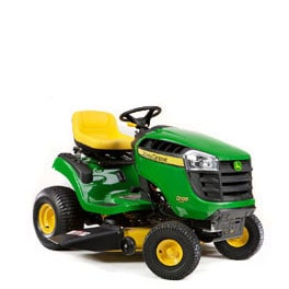 Follow link to view the D105 Lawn Tractor