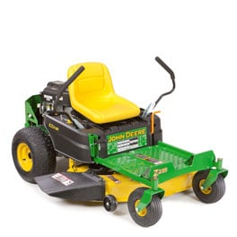Follow link to view the Z235 EZtrak Mower