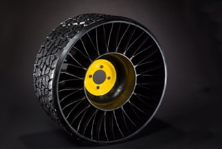 Follow the link to view the TWEEL by MICHELIN page