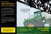 Follow link to Express Boom Assembly brochure