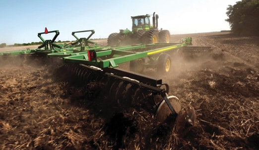 Follow link to search and buy John Deere Tillage disk blades