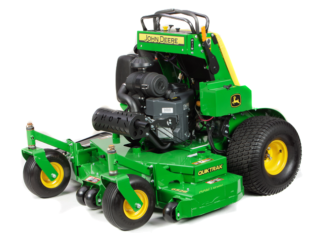 Quiktrak Stand On Mowers∣ 652b∣ John Deere Ca