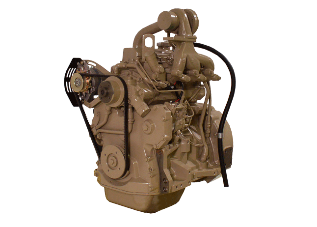3029T 2.9L Gen-Set Diesel Engine 35 kW (47 hp)