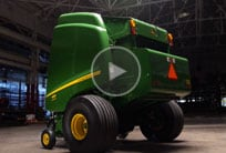 Follow the link to see the video comparing 9 Series vs. 9 Series Premium Balers