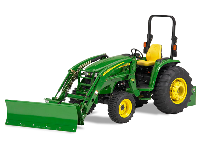 John Deere Attachments Product : John deere af series front blades ∣ ca