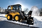 Follow the link to read some tips about preparing your skid steer for winter