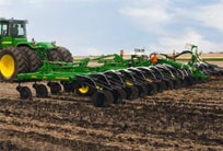 2510C Nutrient Applicator working in a field