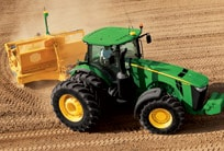 Follow the link to learn more about the 8R /8RT Series Tractors