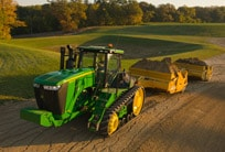 Follow the link to learn more about the 9R/9RT Series Tractors