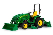 Image of a 3320 Compact Utility Tractor