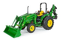 Image of a 4044R Compact Utility Tractor