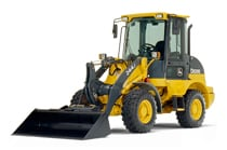 Click here to view compact wheel loaders
