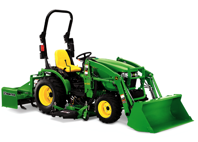 Front End Loaders Green Diamond John Deere Products John Deere Products