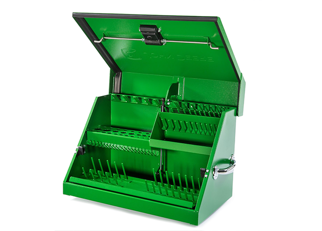John Deere Ac 2313tb G 23 In Triangle Truckbox Green