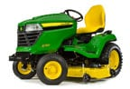 View 0% APR Offer for X500 Select Series Tractors