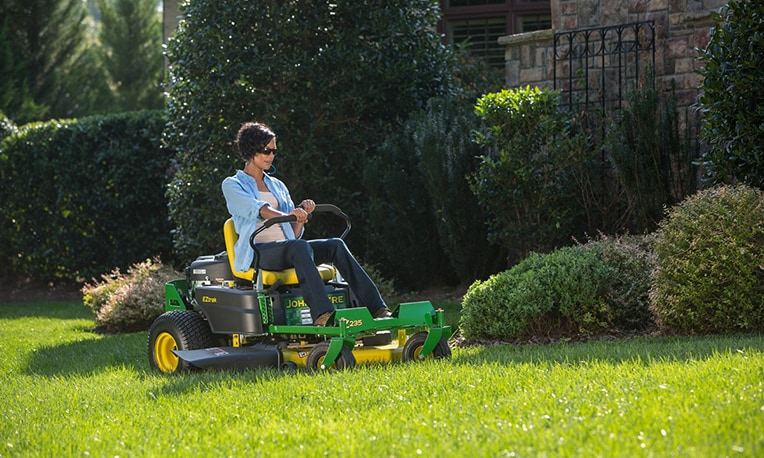 Follow link to view special offers for riding mowers.