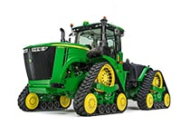 studio image of 9520RX Tractor