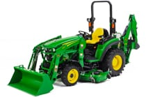 Image of a John Deere 2038R Compact Utility Tractor