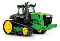 9RT Series Tractor studio image