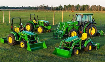 Check Out The E Series Tractors