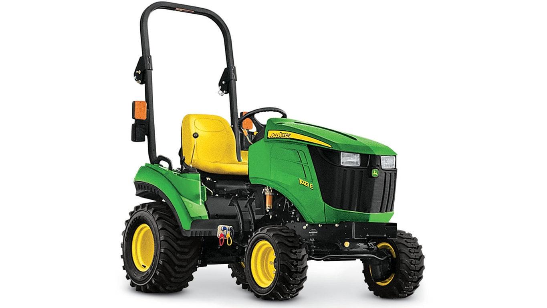 Sub-Compact Tractors | 1023E Tractor | John Deere CA