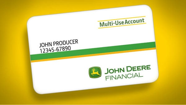 Multi-Use Account Web Card