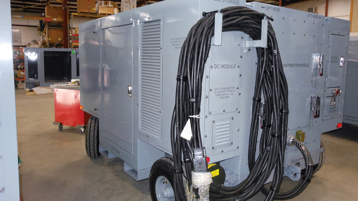 PD Systems Ground Power Unit