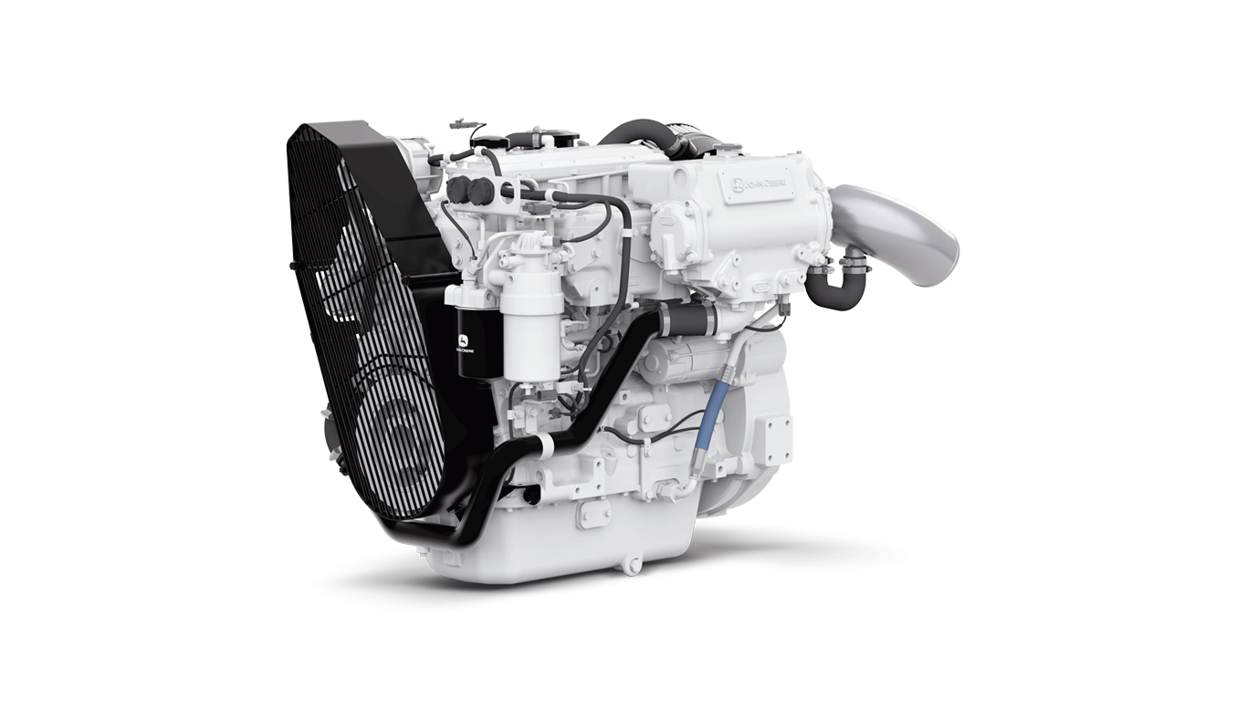 4045SFM85 marine propulsion engine
