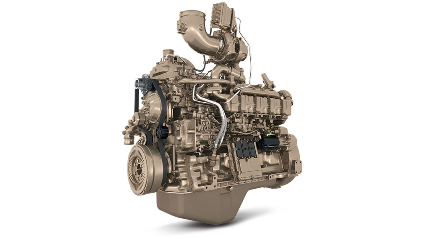 6068CI550 Industrial Diesel Engine