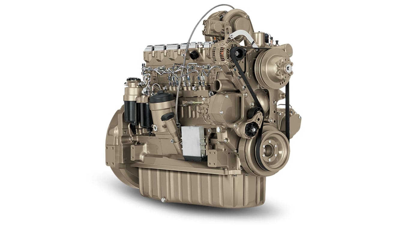6068HF485 Industrial Diesel Engine