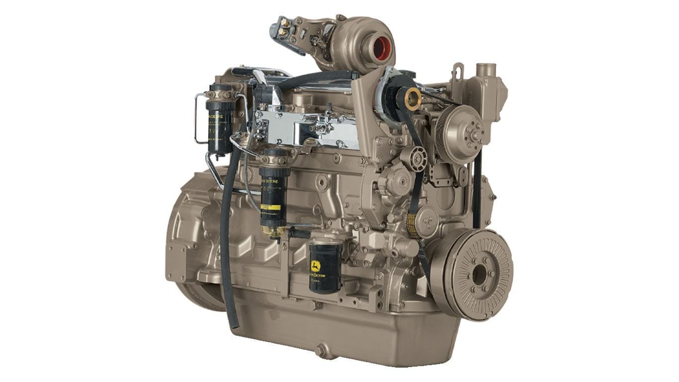 6068HF485 Industrial Auxiliary Drive Engine