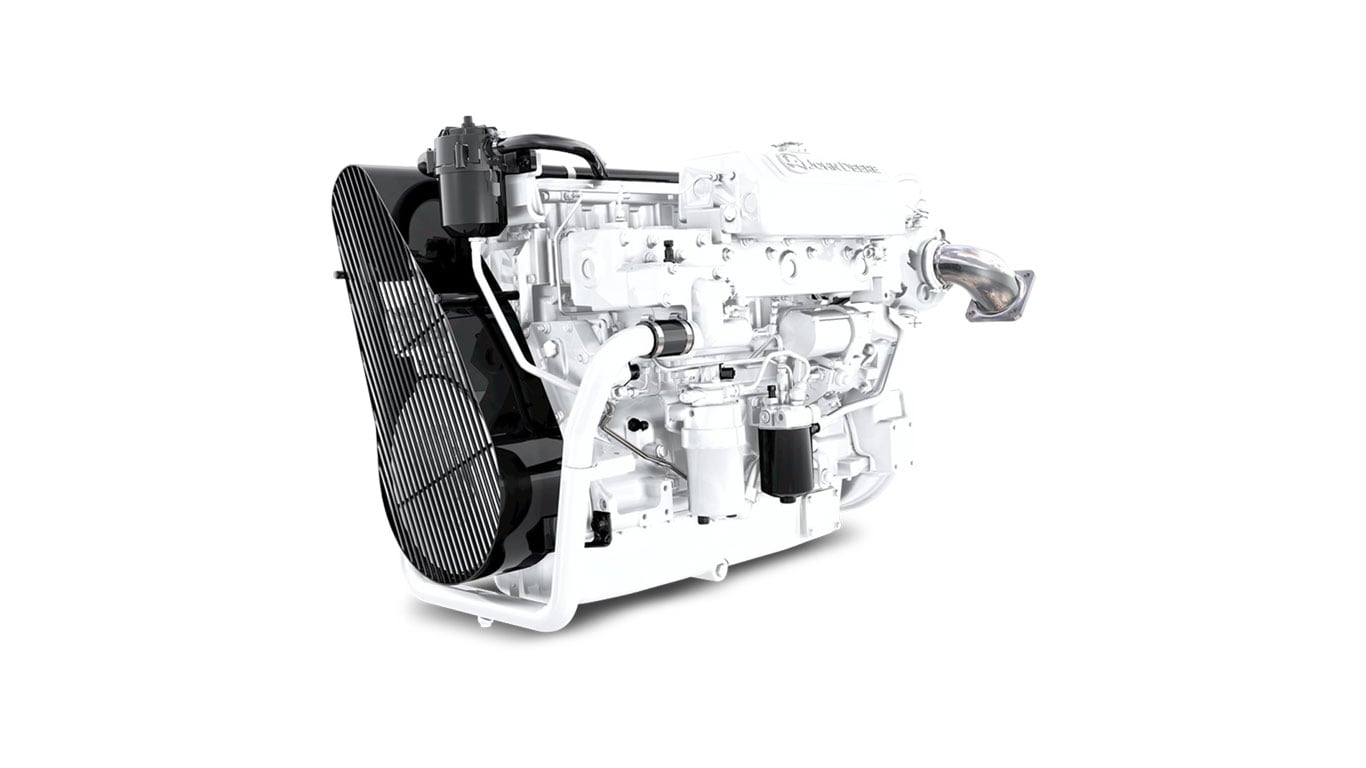 6068AFM75 Marine Propulsion Engine