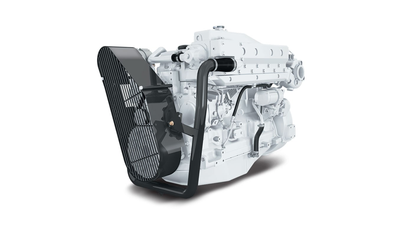 6068SFM50 Marine Propulsion Engine