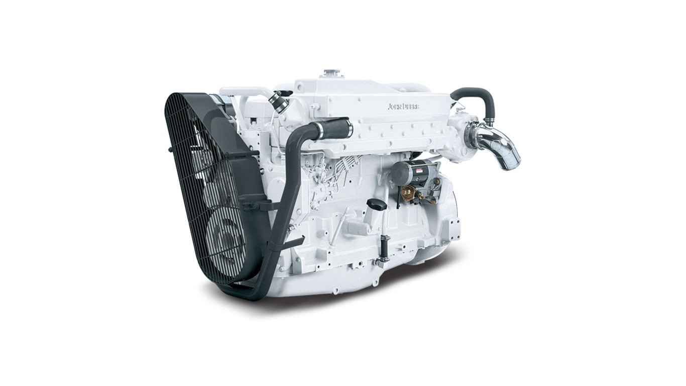 6068TFM50 Marine Propulsion Engine