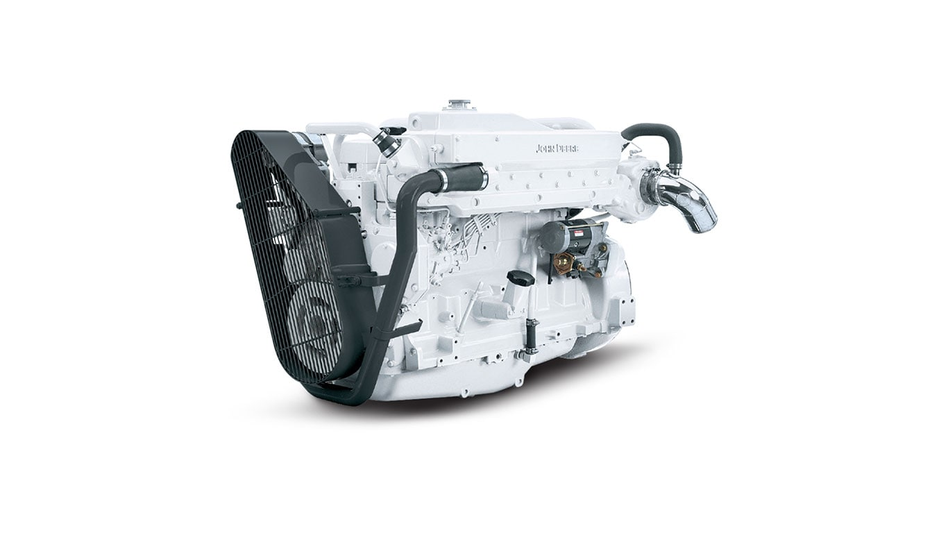 6068TFM75 Marine Propulsion Engine