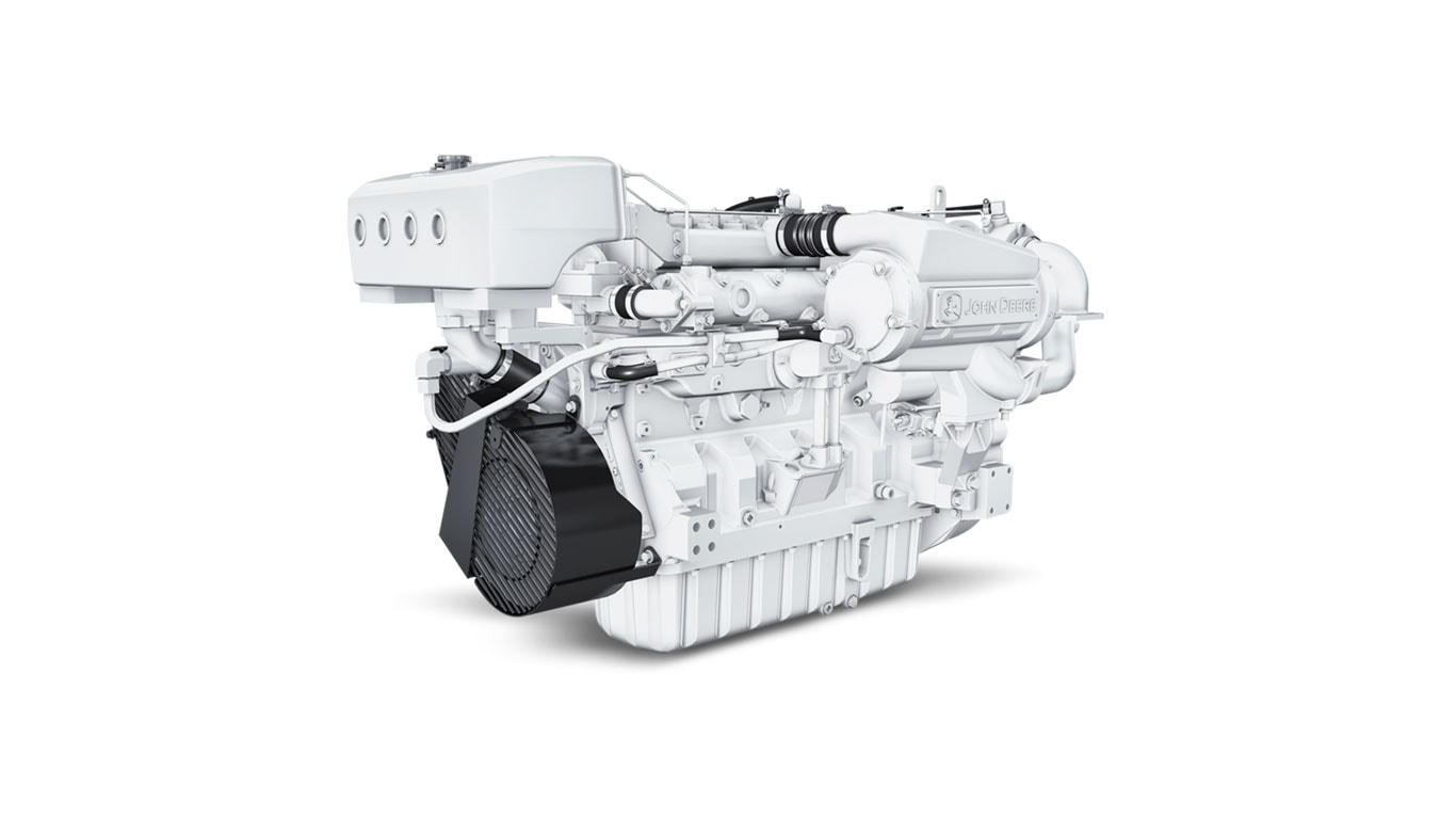 6090AFM75 Marine Propulsion Engine