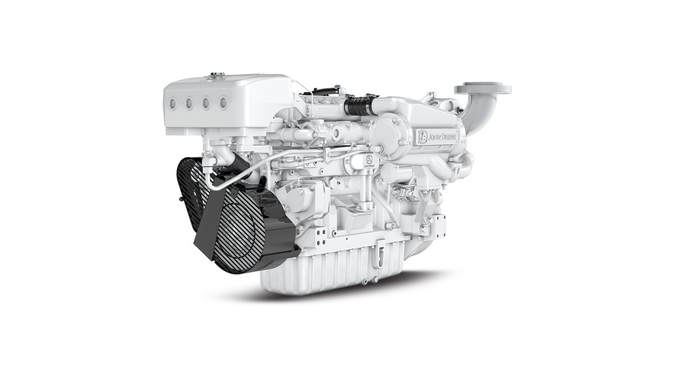 6090AFM85 Marine Propulsion Engine