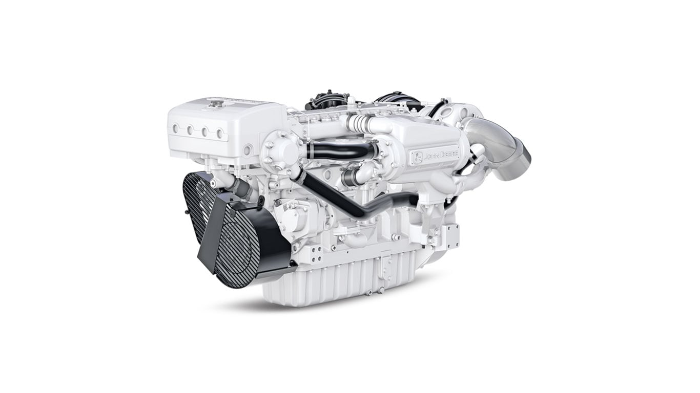 6090SFM75 Marine Propulsion Engine