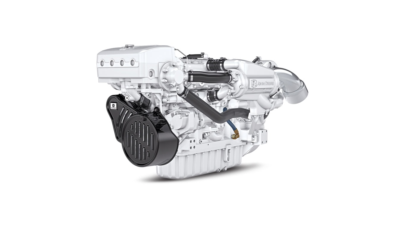 6090SFM85 Marine Propulsion Engine