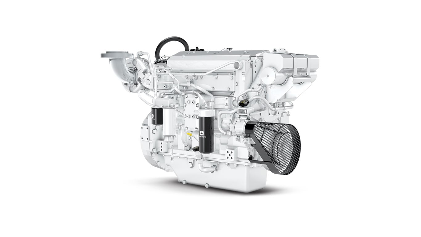 6135AFM85 Marine Propulsion Engine
