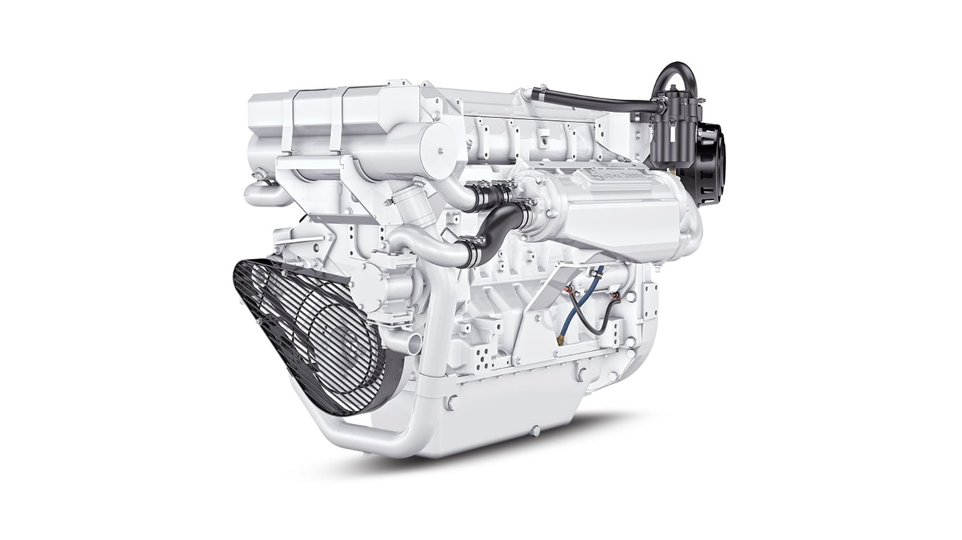 6135SFM85 Marine Propulsion Engine