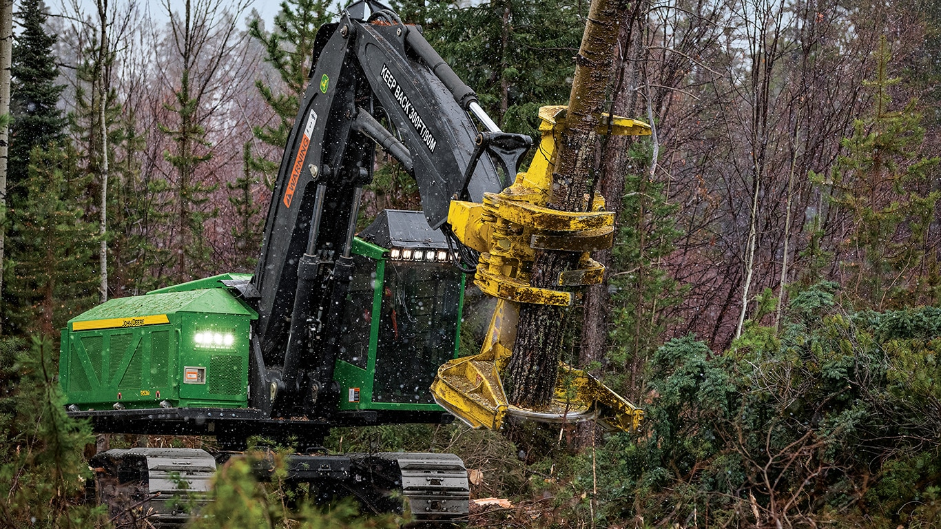 Forestry Attachments John Deere Canada