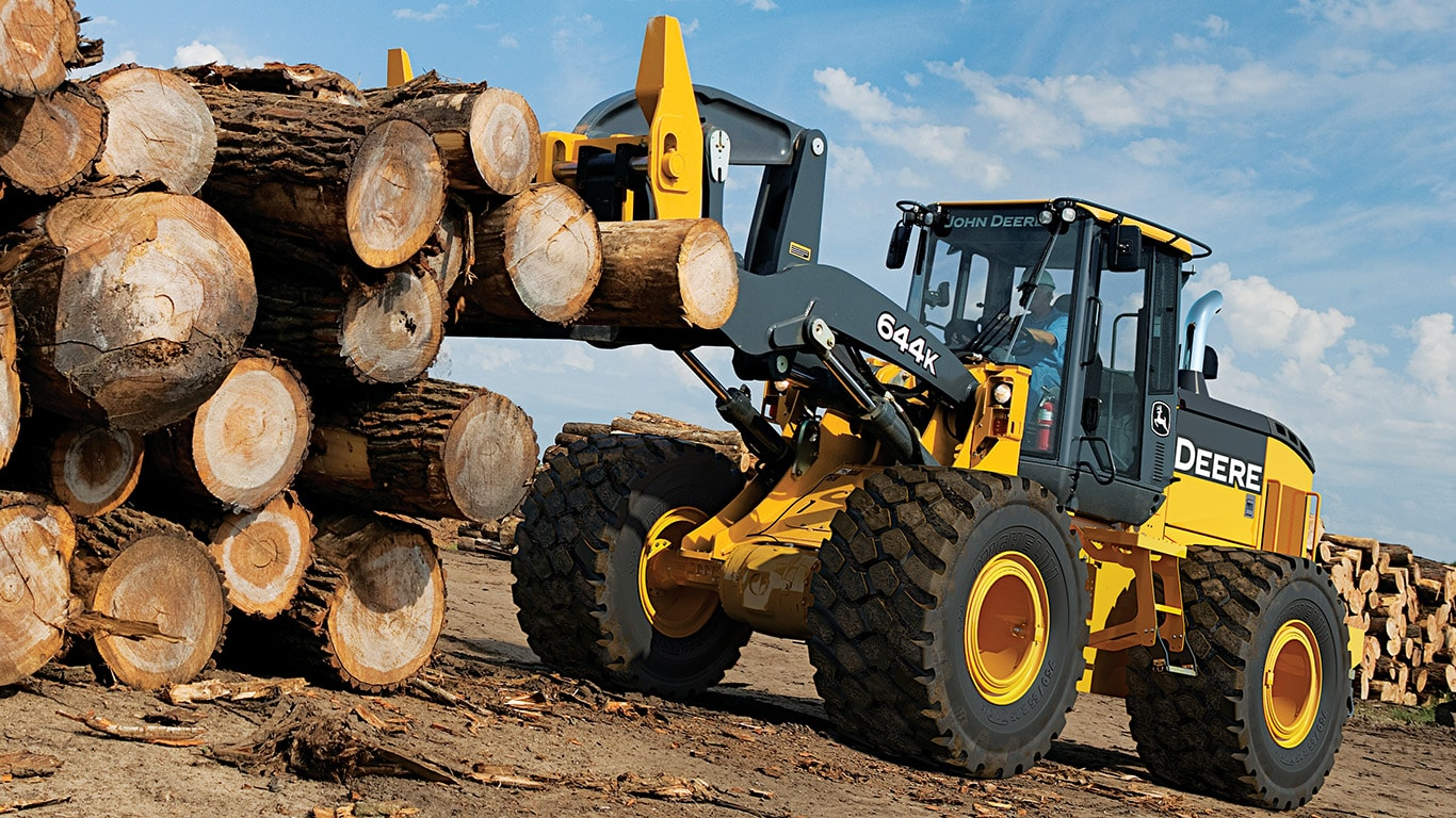 Log Forks | Log Grapples | Forestry Attachments | John ...