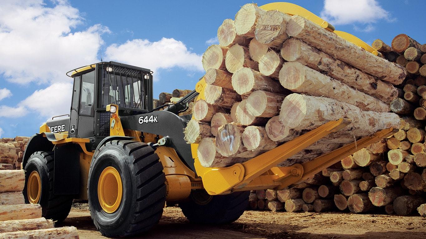 Forestry Equipment | John Deere CA